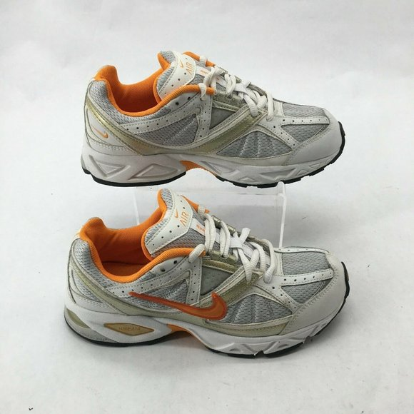 Nike Air N' Sight Running Sneakers Low Top Lace Up